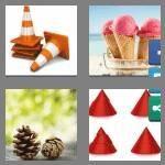 cheats-4-pics-1-word-5-letters-cones-4403656